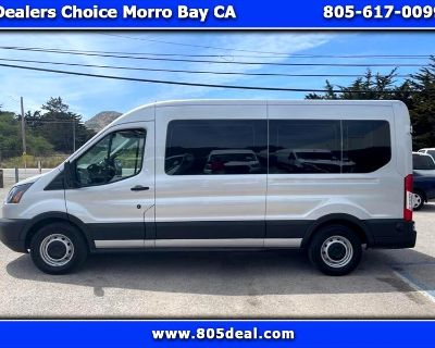Used 2019 Ford Transit 350 Wagon Med. Roof XL w/Sliding Pass. 148-in. WB