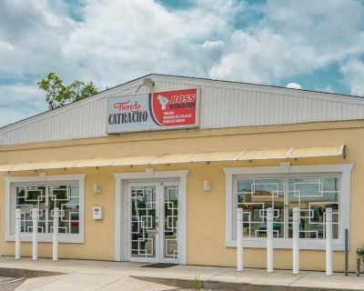 Hispanic Grocery Store with Real Estate for sale