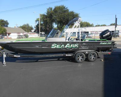 2022 SeaArk ProCat 240