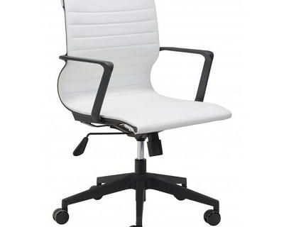 Buy Zuo Stacy Office Chair White | Office Chairs | Graysonliving.com