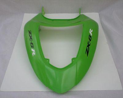 Lime Green Abs Tail Fairing Kawasaki Ninja 2005-2006 Zx-6r Zx636 Zx6r Zx 6r