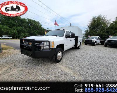 "Used 2011 Chevrolet Silverado 3500HD 4WD Crew Cab 172"" Work Truck"