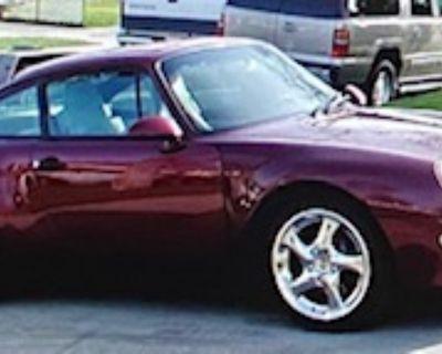 "Original Porsche 18"" 911 Dual Turbo Wheels"