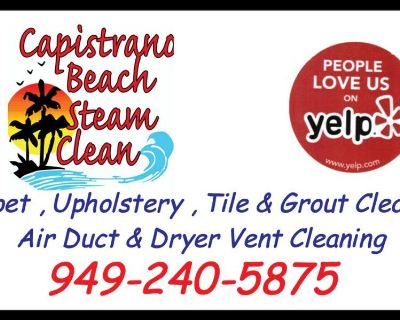 35% Off Residential & Commercial Carpet Care (949) 240-5875