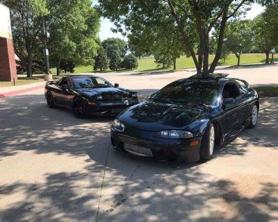 3000gt VR4 / Dodge Stealth TT Part Out!!!