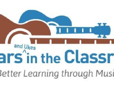 FREE Ukulele + Training for Olathe Classroom TK/K-5th Grade Teachers!