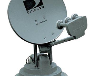Sk-3005 -new-winegard Slimline Direct Tv Sd & Hd