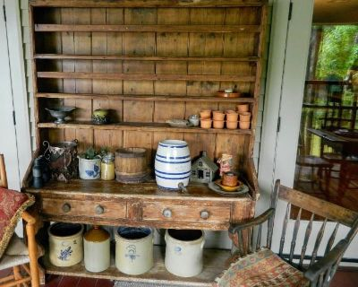 Estate Moving Sale, Farmhouse Style Antiques and Household