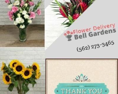 Bell Gardens Flower Delivery  Flower Shop in CA