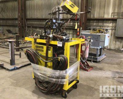 ESAB LAF 1000 DC Electric Welder