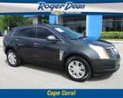 2015 Cadillac SRX Black, 60K miles