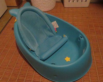 Whale Baby Bath