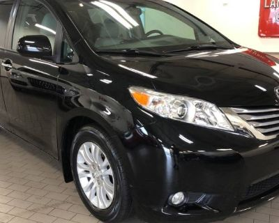 2017 Toyota Sienna Limited