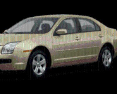 2007 Ford Fusion SE