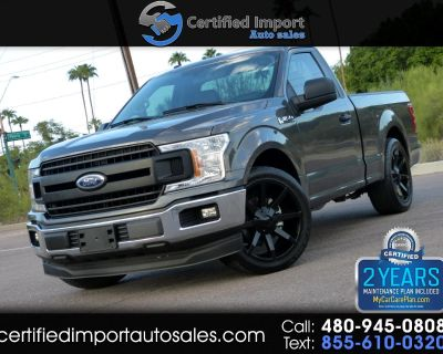 2018 Ford F-150 XLT 8-ft. Bed 2WD