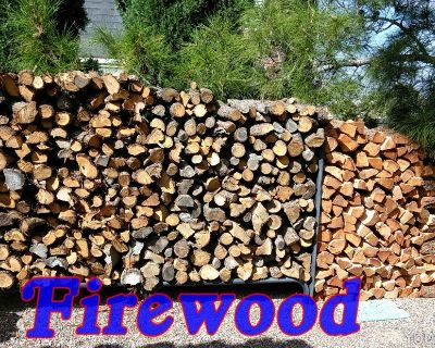 Juniper and other firewood for sale westside