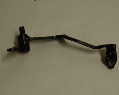 Honda Xr350 Brake Pedal Lever Rear 1984