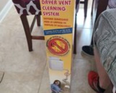 Dyer vent Cleaning System