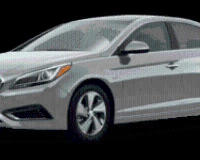 2016 Hyundai Sonata Hybrid Limited 2.0L