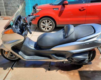 2007 Yamaha MAJESTY 400