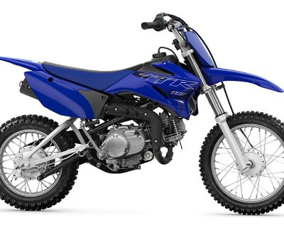 2022 Yamaha TT-R110E Motorcycle Off Road Clearwater, FL