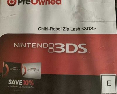 Nintendo 3DS - Pre-Owned Game