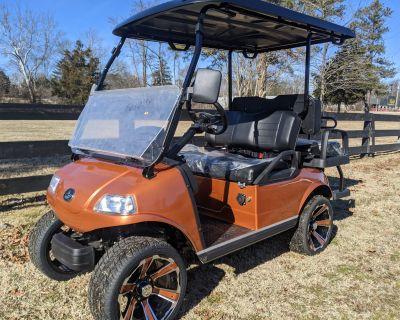 2021 Evolution Classic 4 Plus Golf carts Richmond, VA