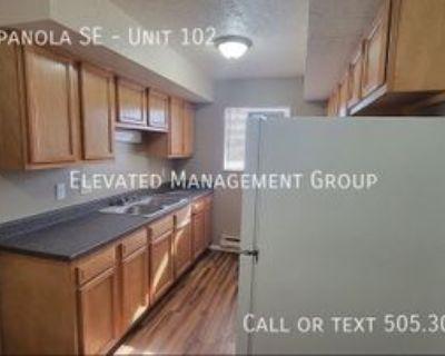 401 Espanola St Se #102, Albuquerque, NM 87108 1 Bedroom Apartment