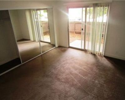 1 bedroom Condo - Located in a quiet and secure complex just north of the 8 freeway. Will Consider!