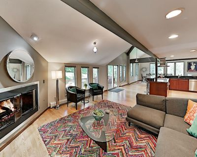 Upscale Eagle-Vail Retreat - 4 Minutes to Downtown Avon & Riverfront Express - Eagle-Vail