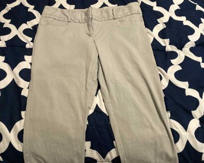 The Limited crop pants size 12