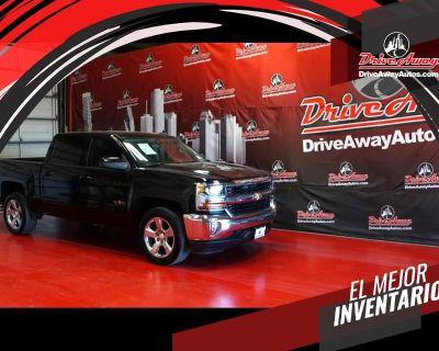 """2016 Chevrolet Silverado 1500 2WD Crew Cab 143.5"""" LT w/1LT"""