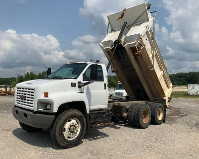 2003 GMC C8500 TA Dump Trucks Truck