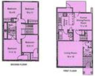 Murphy Park Apartments - Four Bedroom Townhouse Apartment