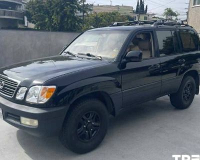 2002 Lexus LX LX 470