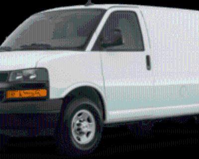 2018 Chevrolet Express Cargo Van Base