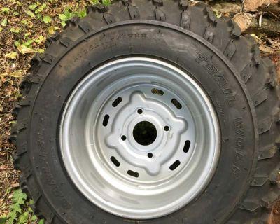 ATV Tire and Rim