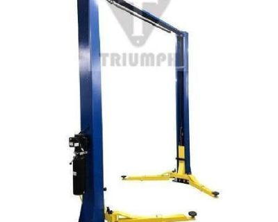 Triumph 9,000 lb. 2 Post Auto Lift Car Hoist * Will Call Prices Start At