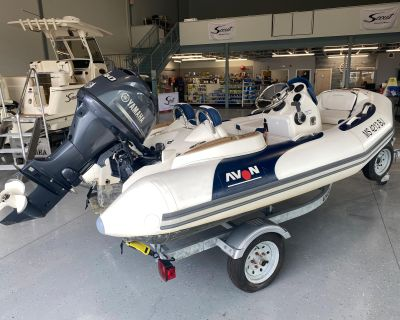 2018 Avon Seasport SE 360 DL