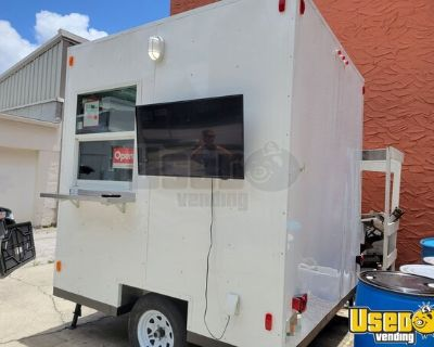 Ready to Go Turnkey 2020 - 8' x 8' Mobile Food Concession Trailer