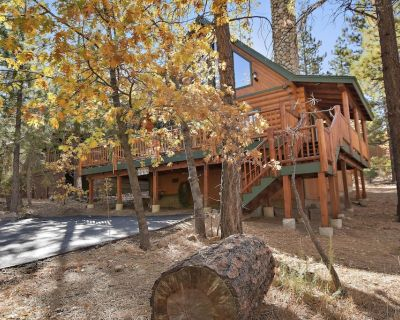 Sinatras Villa: Close to Snow Summit and the Village! Pool Table! Charcoal Grill! Pet Friendly! - Summit Estates