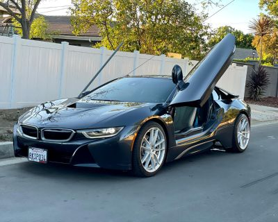 2015 BMW i8 Base