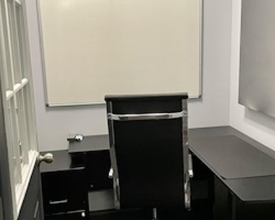 Private Office for 1 at The Muse Rooms