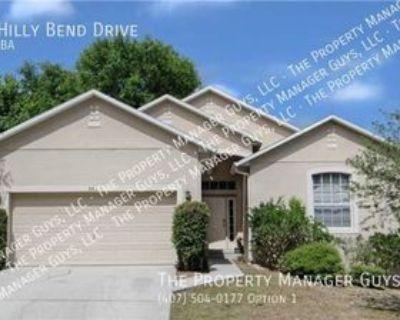 842 Hilly Bend Dr, Apopka, FL 32712 3 Bedroom House