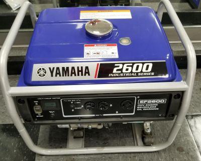 Yamaha EF2600 Generators North Little Rock, AR