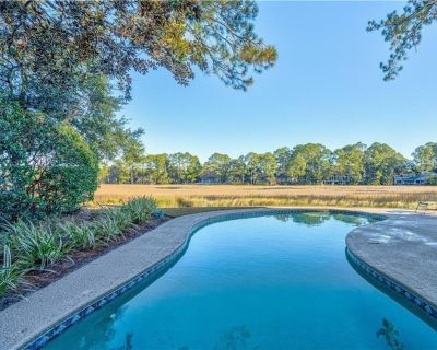 Stunning Newly Renovated Home in Sea Pines Plantation! 500 Yard Walk to Beach! - Bald Eagle West