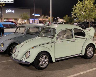 1966 VW Bug Price: $15,500 or Best Offer
