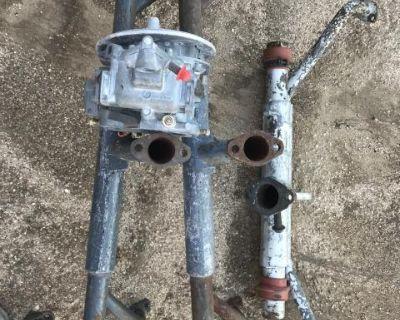 misc. mechanical parts