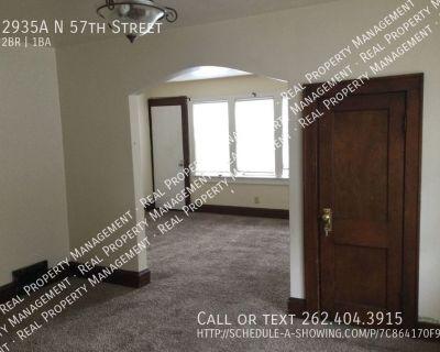 2 Bedroom upper