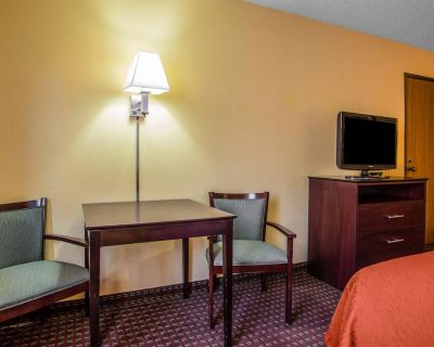 Quality Inn Central Wisconsin Airport - Mosinee